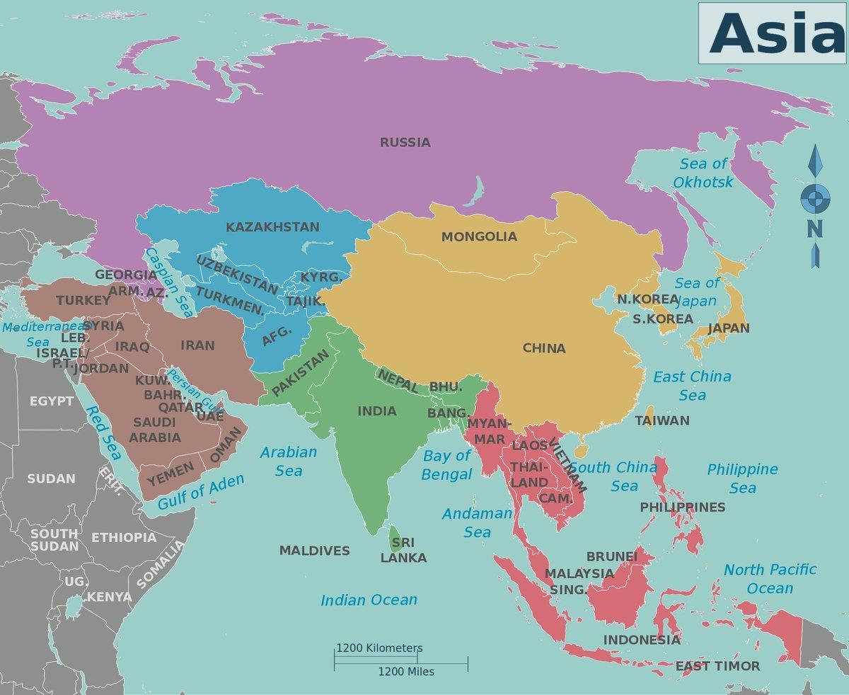 kart over europa og asia Asia og Russland kart   Kart over asia, Russland (Øst Europa   Europa) kart over europa og asia