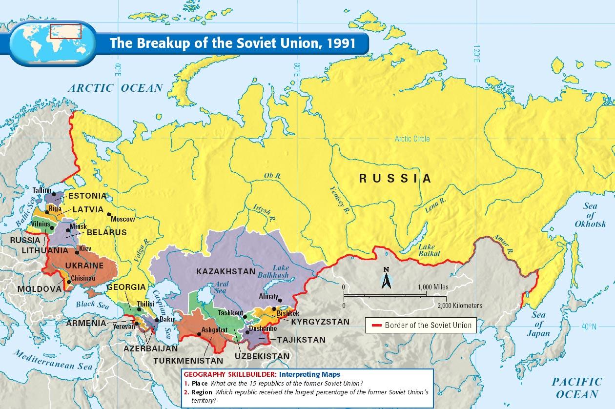 sovjetunionen kart Gamle Sovjetunionen kart   Kart over gamle Sovjetunionen (Øst  sovjetunionen kart
