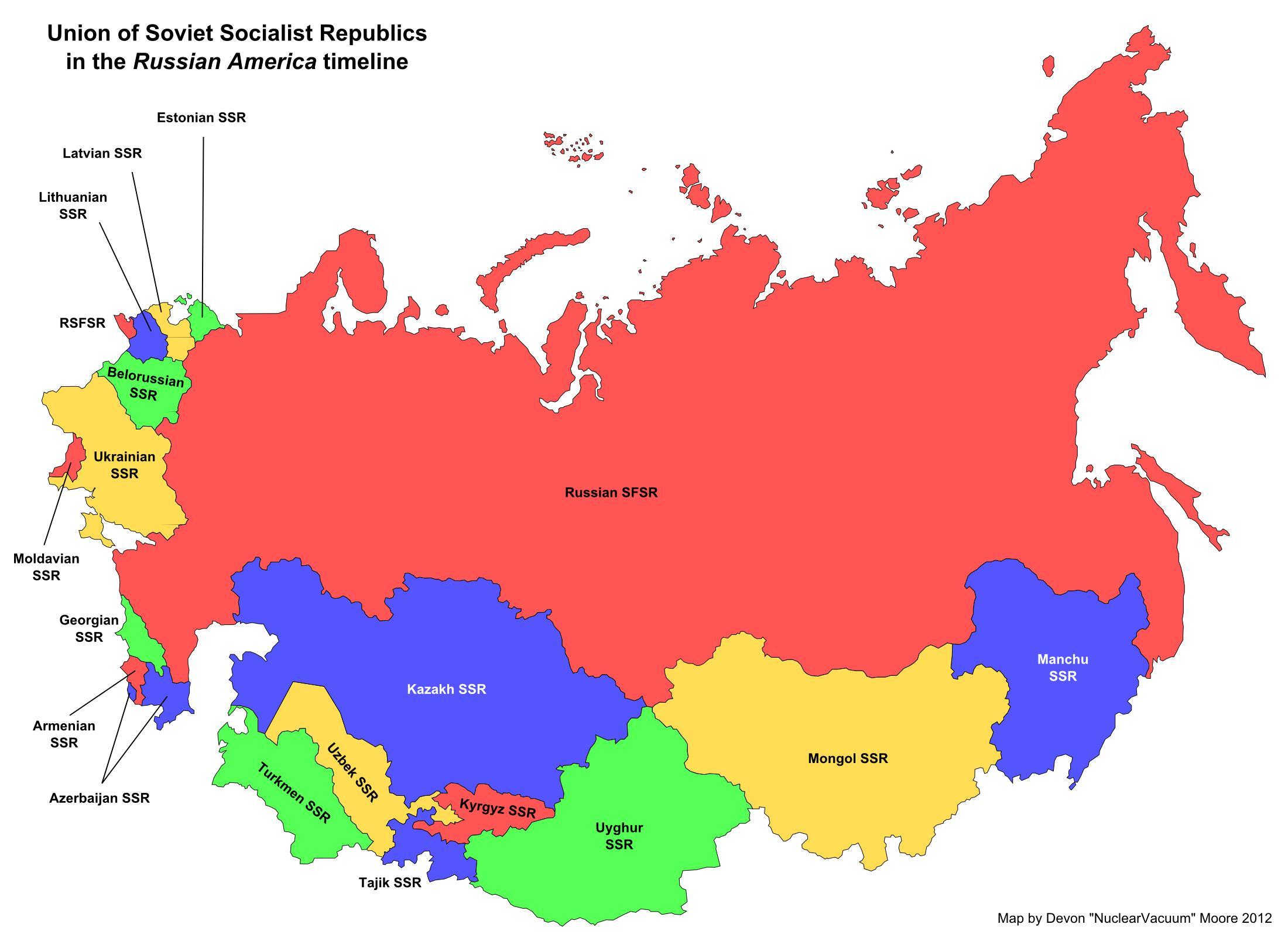 kart over tidligere sovjetunionen Sovjetunionen vs Russland kart   Russland vs Sovjetunionen kart  kart over tidligere sovjetunionen