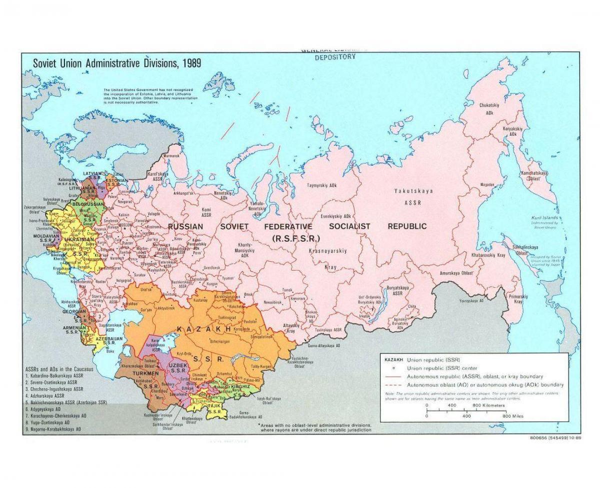 sovjetunionen kart Sovjetunionen kart   Kart Sovjetunionen (Øst Europa   Europa) sovjetunionen kart
