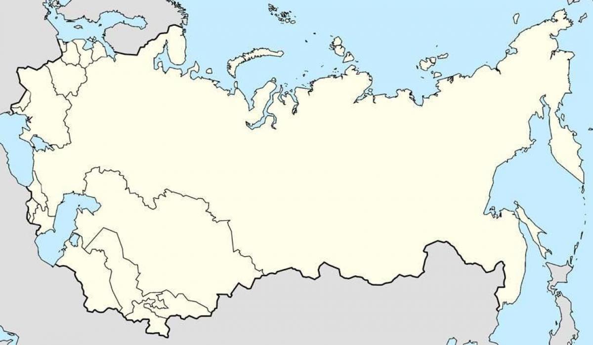 sovjetunionen kart Tidligere Sovjetunionen kart quiz   Sovjetunionen kart quiz (Øst  sovjetunionen kart