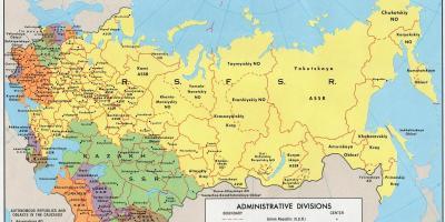 kart over tidligere sovjetunionen Kart over øst europa og Russland   Russland og øst europa kart  kart over tidligere sovjetunionen